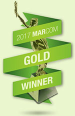 2017 MarCom Gold Award Winner