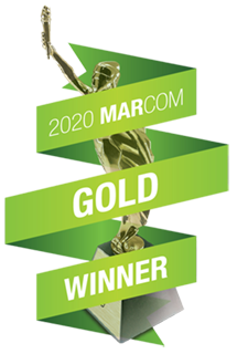2020 MarCom Gold Award Winner